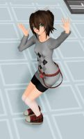 MMD - My Self Model - DONE by Rayne-Ray