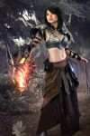 Sarkhan Vol, Banefire @ PAX 2014 by melell