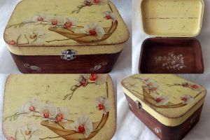 Decoupage box 7. by pinterzsu