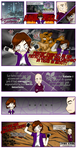 "Comic - ""La tigre"" Saints Row by Emme-Gray"