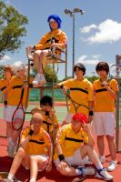Prince of Tennis: Let's Go, Rikkaidai by silverharmony