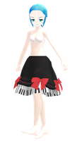 MMD Mayu Skirt DL by 2234083174
