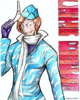 Captain Boomerang by Waterwindow