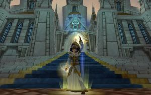 Anariah's Transmog by The-Serene-Mage
