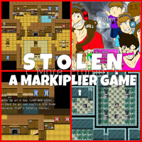 Stolen (Markiplier Game - More Promo) by ChangeOHearts101