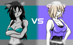 [AT] Maxine vs Casey banner by ShaozChampion