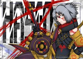 haseo 2nd form by vatenkeist