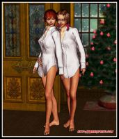 Staying Warm On Winter Nights by tkdoherty