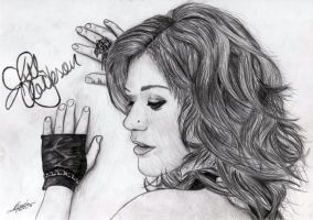 kelly clarkson by kripton2007