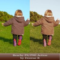 Beachy PS and PSE Action by DesiraeR
