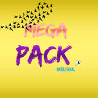 MEGA PACK ! by MelisaaBerill1