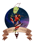 AlmightyTallest Red by Re-DEE-Mer