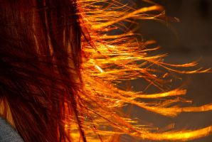 hair on fire by krwawylolek