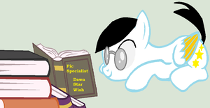 Fic Specialist DawnStarWish by DawnStarWhooves