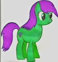 Blueberry Muffin by jazzy-rose-hxc