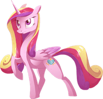 Simple Cadance by Frozenspots