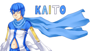 We call him KAITO. by doyouneedtokno