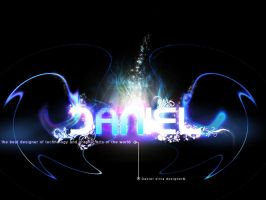 My Walpapers Daniel by Designerzin