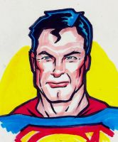 SUPES STUDY MARKER DOODLE by JollyGorilla