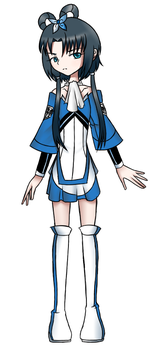 Levi and Luo Tianyi's Subspecies : Li Tianyi by CLAMICLAMI3