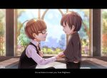 I will be with you for life. by Hinoe-0