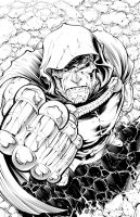 Dr Doom by DashMartin