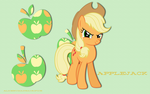 Confident AJ WP by AliceHumanSacrifice0