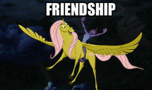 Going the Distance is Fine, but Friendship Helps. by AmbrosianSummers