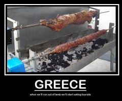 Greece will eat YOU by Sc1r0n
