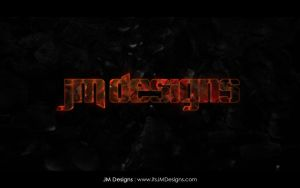 Coal Lava Layer Style (FreeDownload) - JM Designs by JMDesigns-india