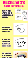 Copic Eye Tutorial by XXAnemia