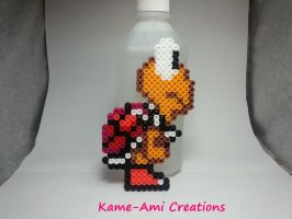 Koopa (red shell) by Kame-ami