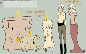 Q85 Candle Peeps by Candlette