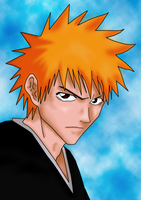 Bleach Ichigo by SettoriQ