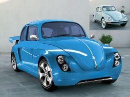 My beetle by gapipro