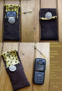 Phone purse by Imag0