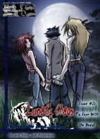 Lunatic Chaos- Issue 2- Cover by Barrin84