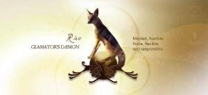 My Daemon by Glamator