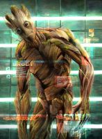 I am Groot by CPuglise9