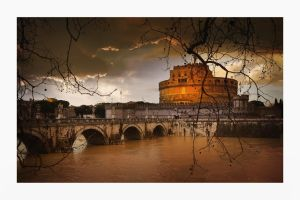Castel San Angelo by Marcusion