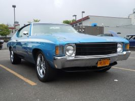 1972 Chevrolet Chevelle II by Brooklyn47