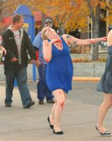 2nd Annual Zombie Walk by neaters2000