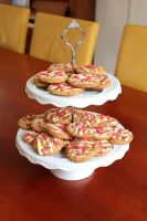Coconut white chocolate cookies by jolieke10