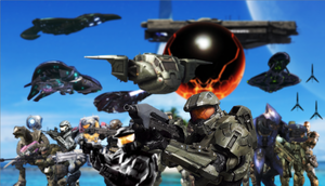 Halo - United For Victory -Wallpaper by SkyFlyer111