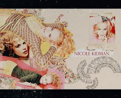 Nicole Kidman by demolitionn