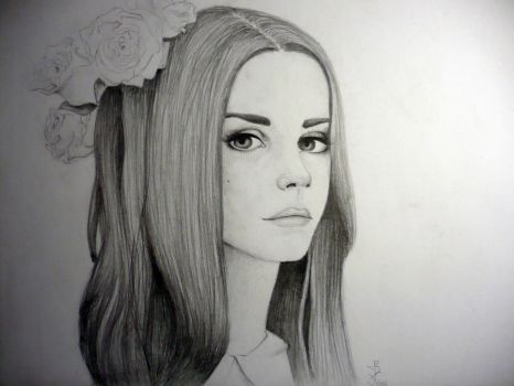 Lana Del Rey by not-so-mad