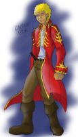 Pirates - Captain Astor by dragonsong12