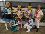 Sailor Moon Eternal Group by x-steffi-x