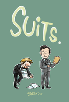 Suits by gataro