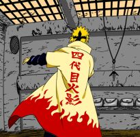 The Forth Hokage by Vesaka
